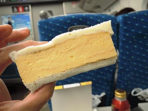 玉子サンド③