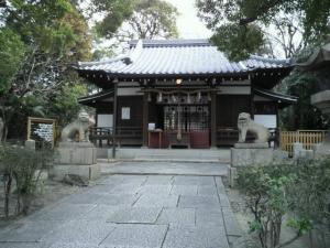 や安居神社3