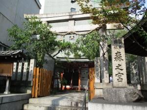 も森ノ宮神社r
