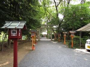 ご御殿山神社3