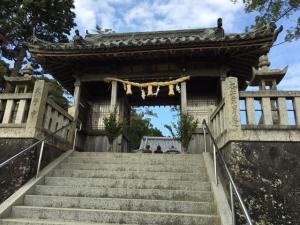 宝生寺八幡 (2)