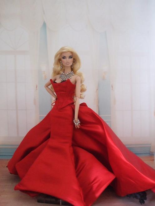 ヴェロのドレス5