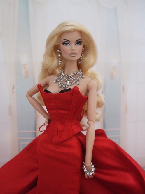 ヴェロのドレス6