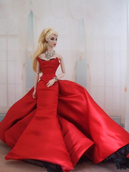 ヴェロのドレス9