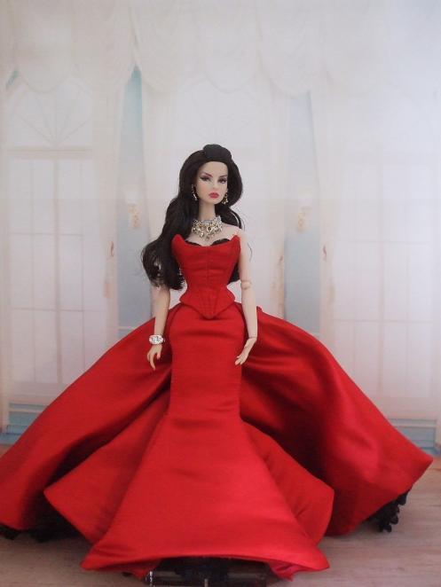 ヴェロのドレス12