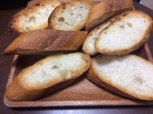 こんがりパン