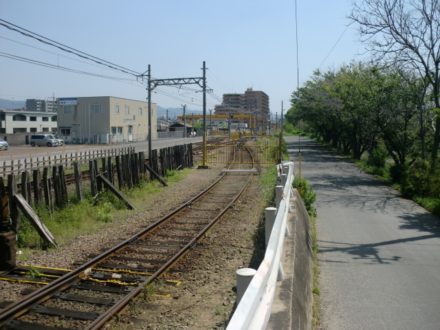 橿原大阪線間