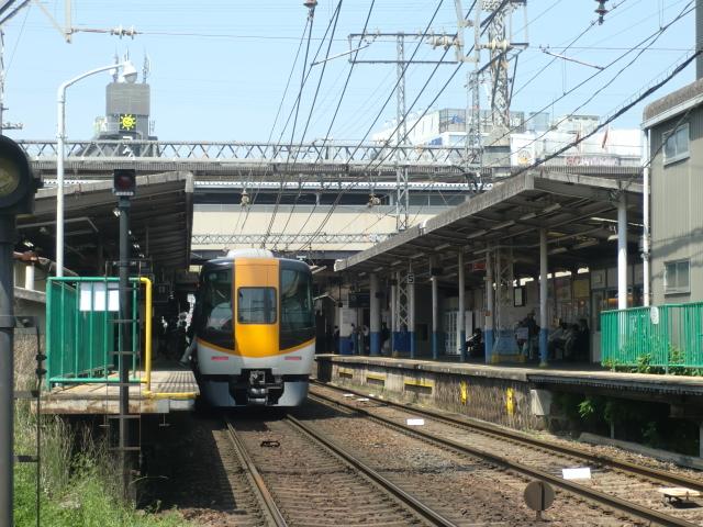 京都行特急1