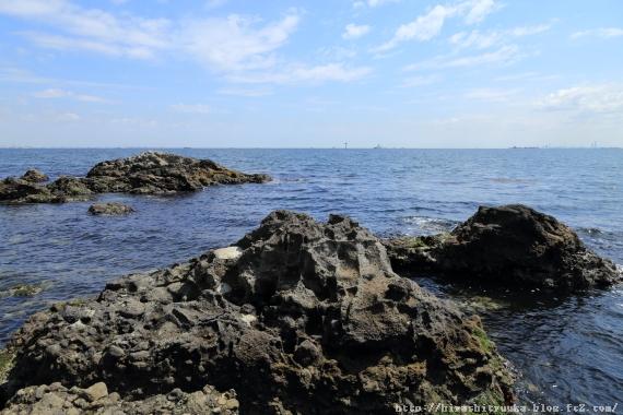 東京湾方向ーSN