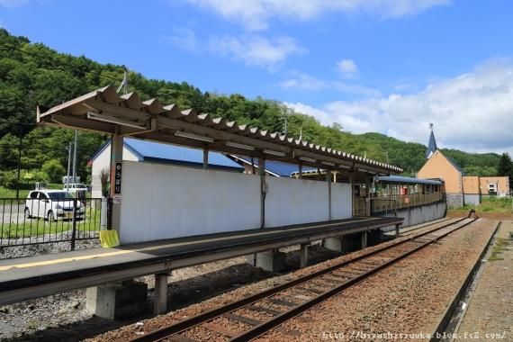 夕張駅ーSN