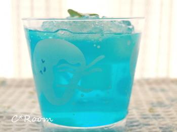 ゼリー(ブルー)02
