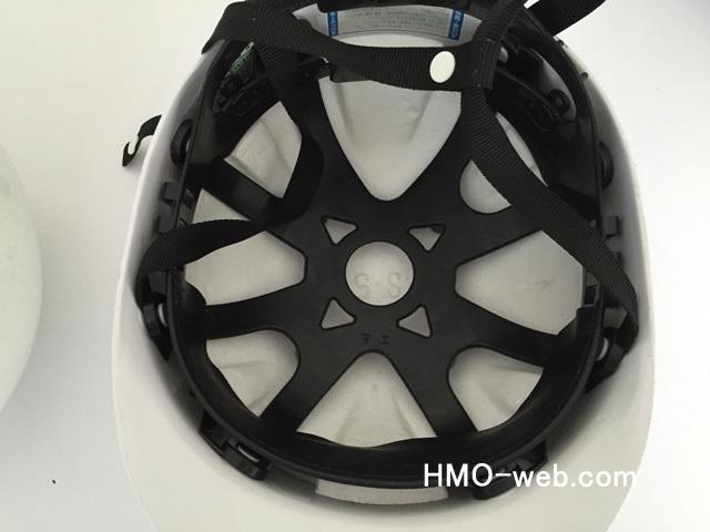高所作業用ヘルメット