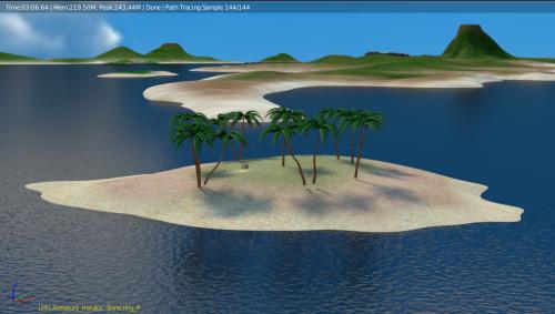 亀島モデル
