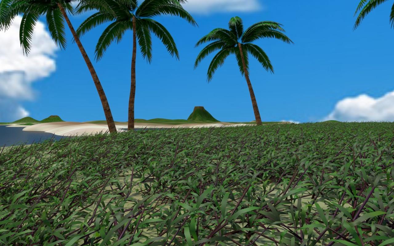 無人島に雑草を その1