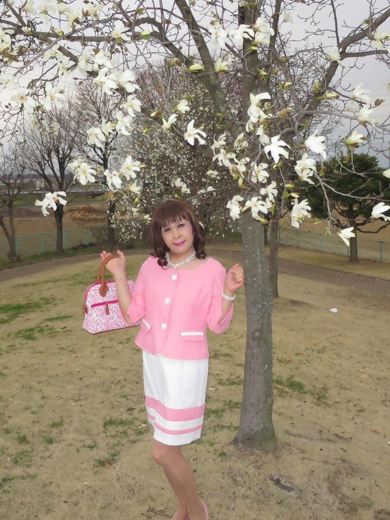 ピンクスーツA(3)