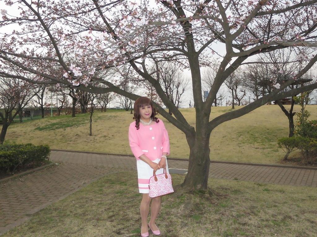ピンクスーツA(8)