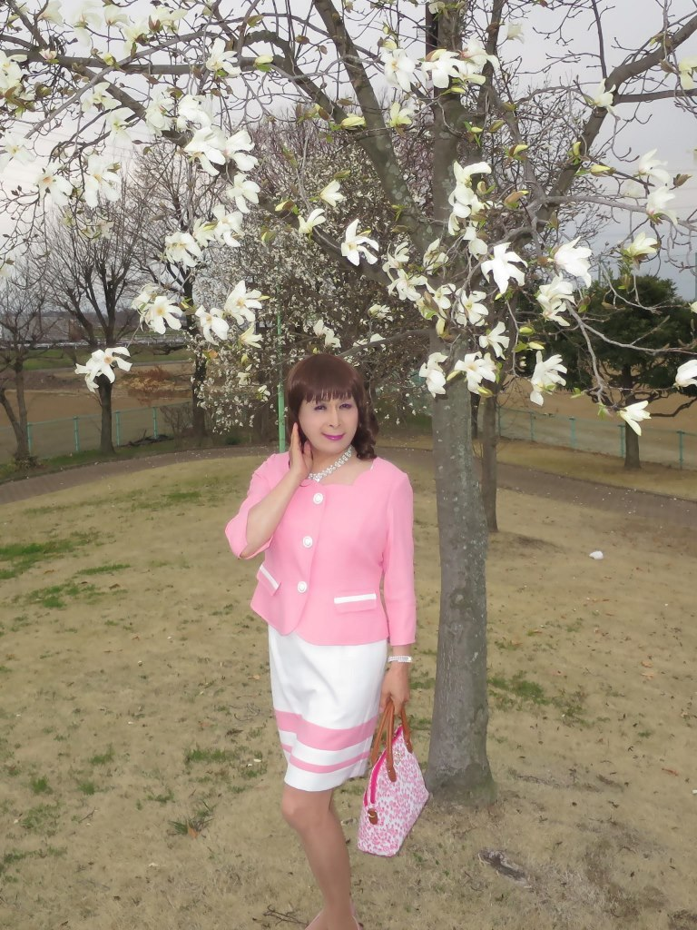 ピンクスーツA(2)