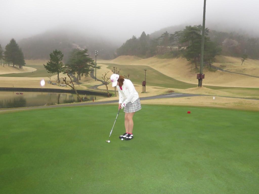 春ゴルフB(4)