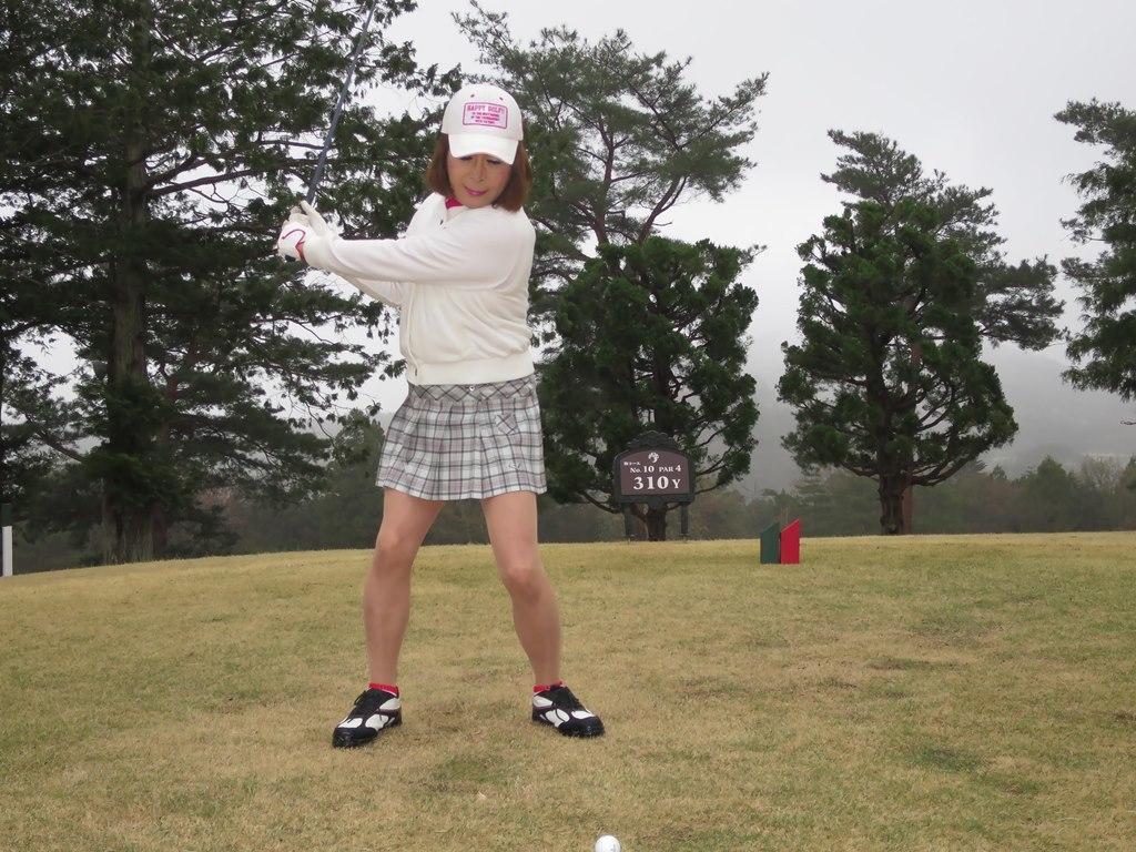 春ゴルフC(4)