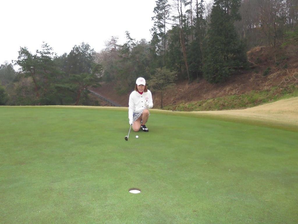 春ゴルフD(4)