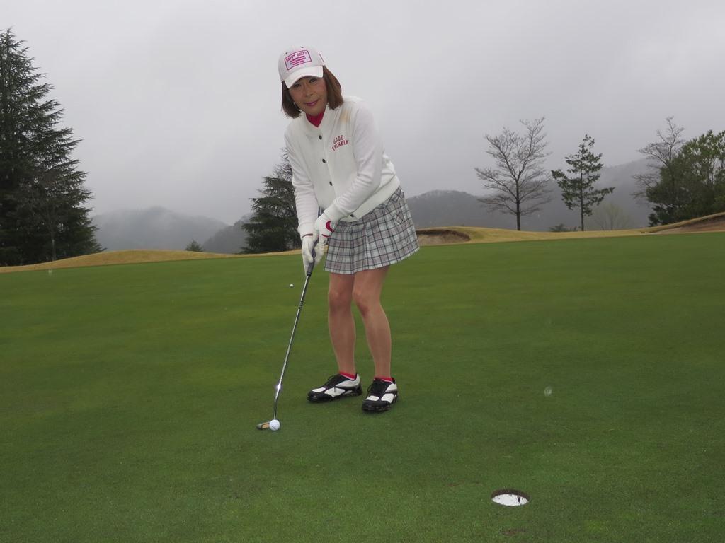 春ゴルフD(9)