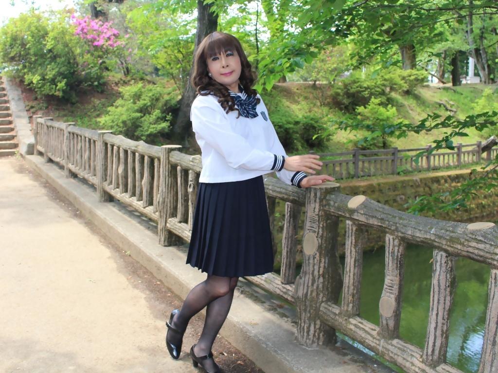 セーラー服公園B(3)