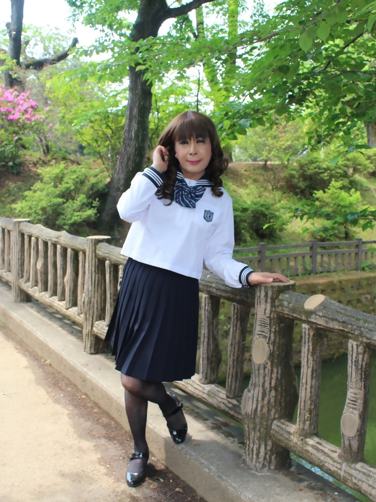セーラー服公園B(1)