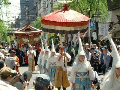 三社祭 名物大行列