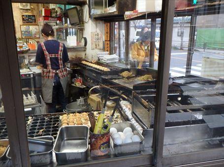 三島屋の厨房