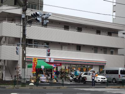 セブンイレブン 台東清川2丁目店がオープン!