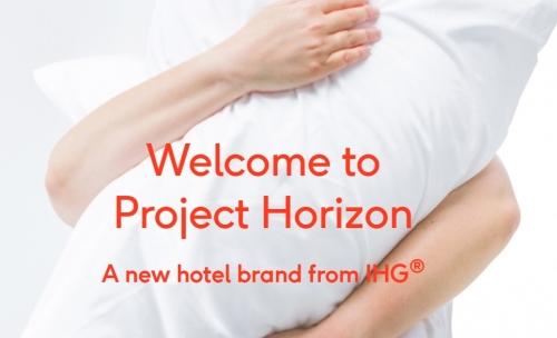 IHGリワードクラブの新ブランド Project Horizonを開始