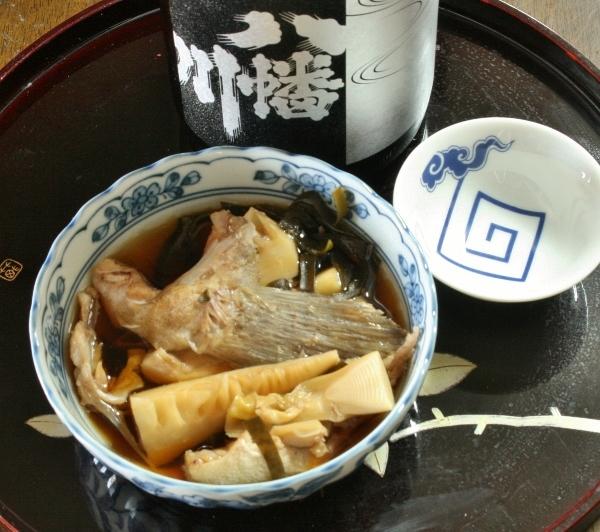 008 カマスとタケノコ煮物IMG_9245 (600x532)