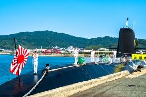 浜町埠頭潜水艦②