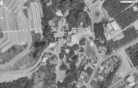 龍泉寺多宝塔19760708