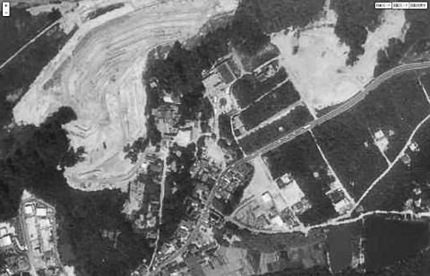 龍泉寺多宝塔19740616