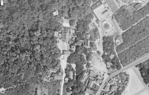 龍泉寺多宝塔19710516