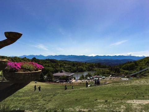 2017年茶臼山芝桜まつり(1)
