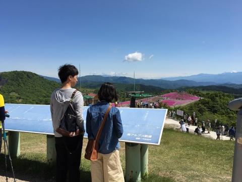 2017年茶臼山芝桜まつり(3)