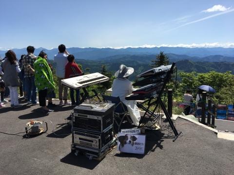 2017年茶臼山芝桜まつり(10)
