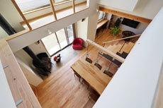 庭を愉しむ家_池田デザイン室