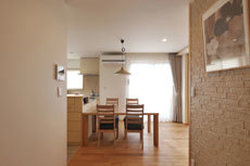 回遊性のある家_池田デザイン