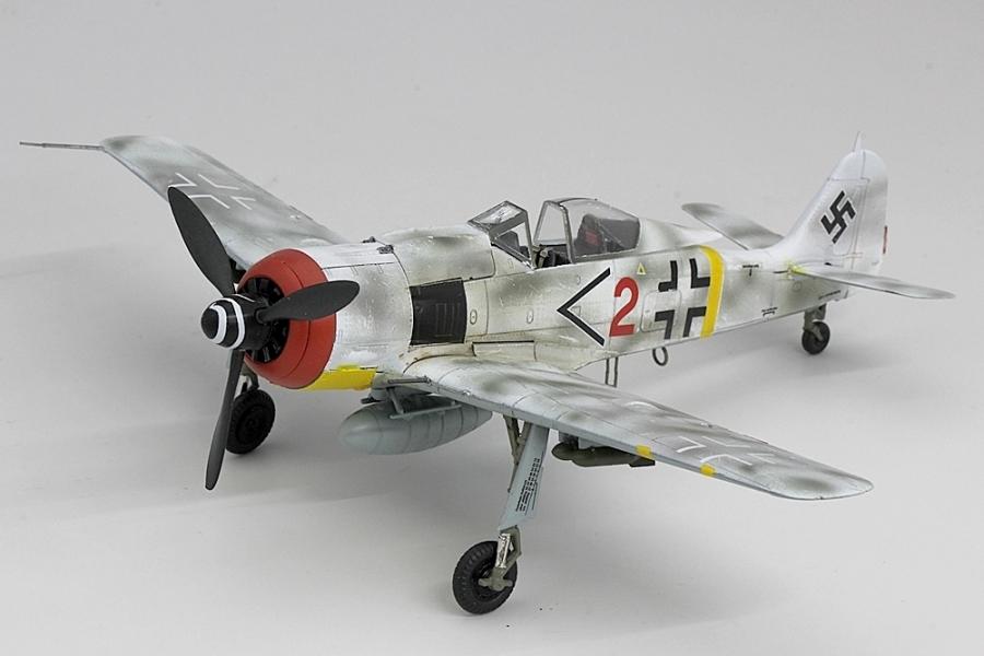 フォッケウルフF8-1