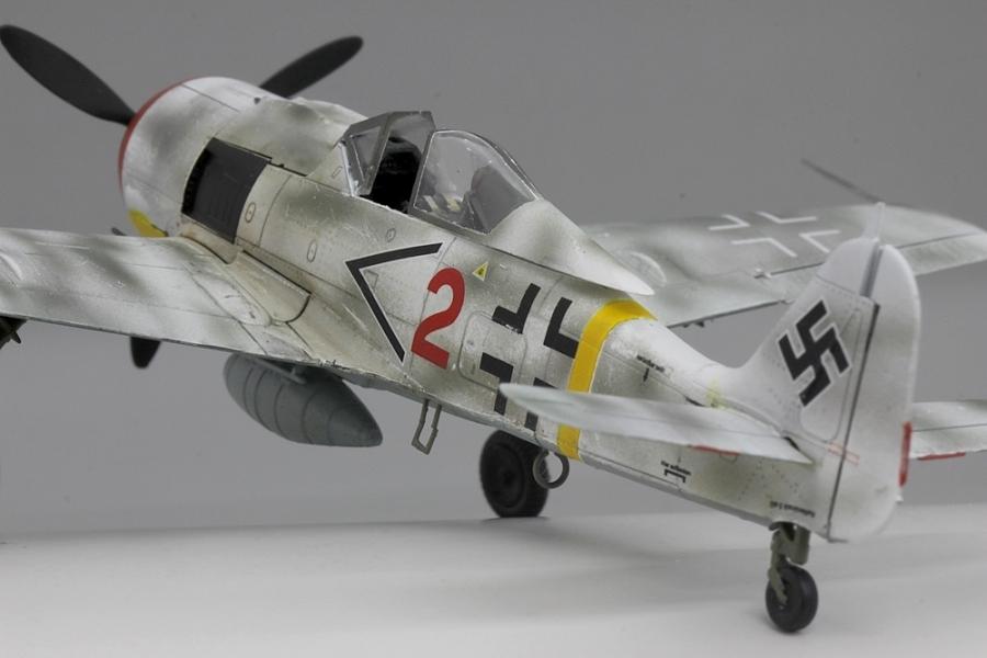 フォッケウルフF8-9