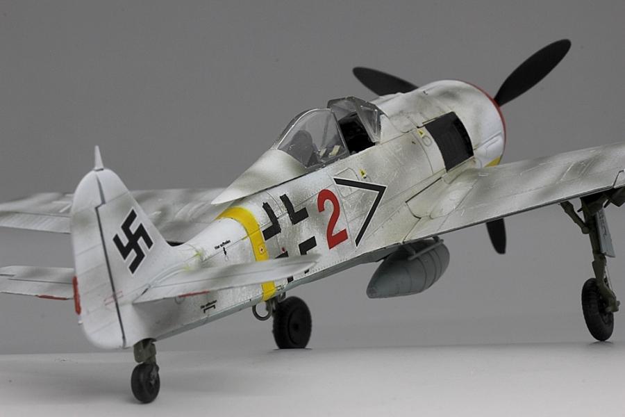 フォッケウルフF8-10