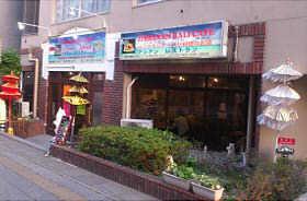 ジンバラン バリ カフェ (1 )
