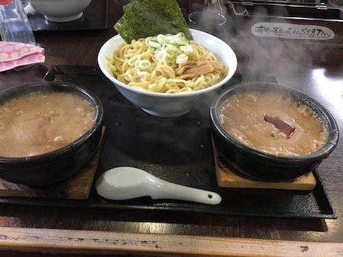5 つけ麺2倍IMG_4636