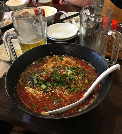 9 担々麺大盛りIMG_4655