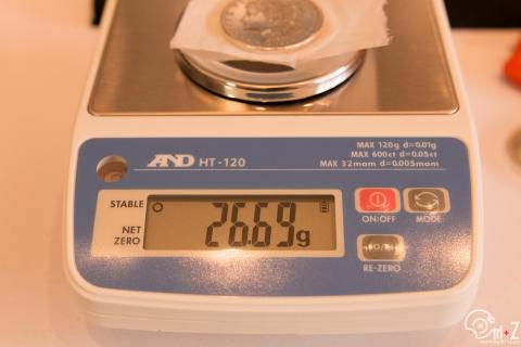 AND デジタルスケール HT-120