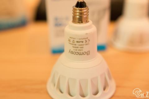 ボンコシ LEDスポットライト