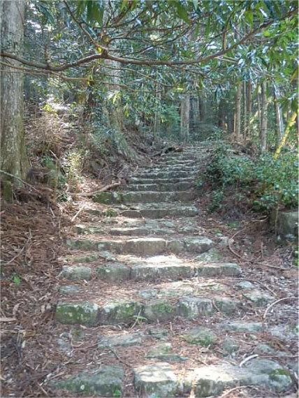 熊野古道入口